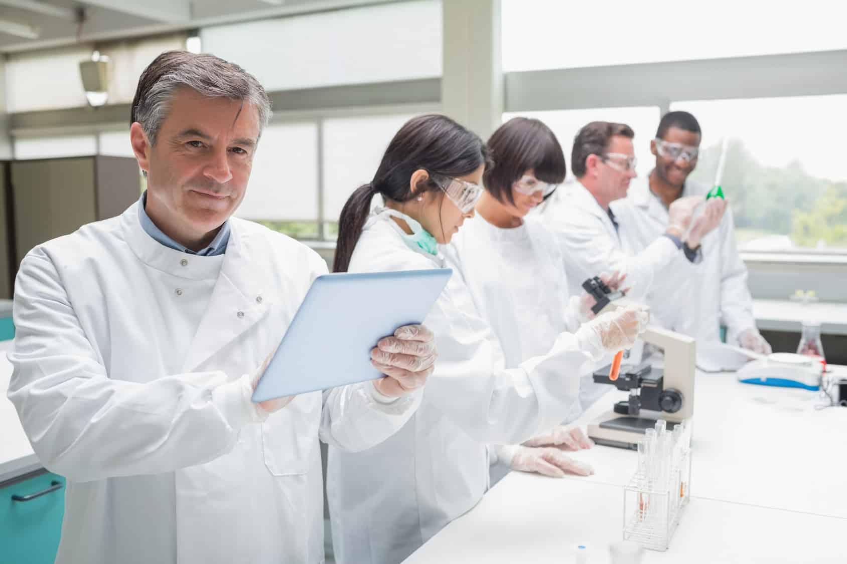 Sr. Executive Position for Pharma & Chemistry Candidates @ Syngene