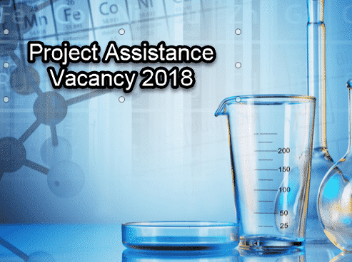 Msc Chemistry Project Assistance Vacancy @ SCTIMST, Trivandrum
