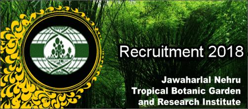 SRF MSC Chemistry Research & Development Job @ JNTBGRI