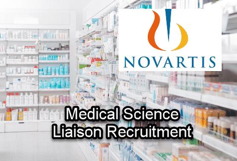 Pharma Jobs @ Norvatis | Medical Science Liaison Post Vacancy