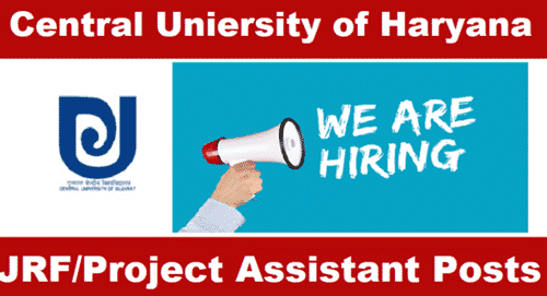 Junior Research Fellow | Project Assistant Walk in interview @ CUH