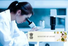 Ministry Of Ayush Hiring Pharmacology & Chemistry Research Assistants