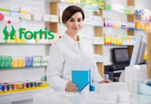 Freshers Pharmacist Jobs @ Fortis - Bsc Candidates Apply Online