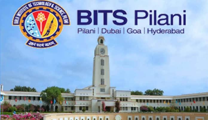BITS PILANI Hiring Chemistry Candidates, Junior Research Fellow