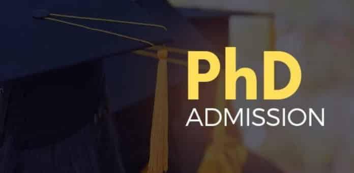NISER Admission to Ph.D Program: 2019-20 Summer Session
