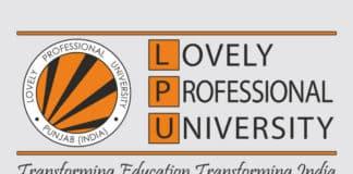 Lovely Professional University: Phd Chemistry Programme 2019