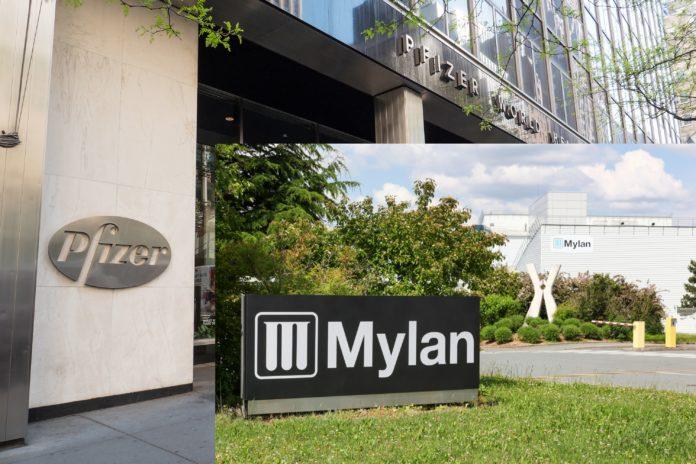 Mylan and Pfizer Announce Viatris