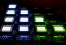 molecular complex for OLED displays
