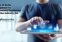 Top 10 Skills Required For Chemistry Candidates To Get Industry Job