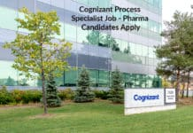 Cognizant Process Specialist Job - Pharma Candidates Apply