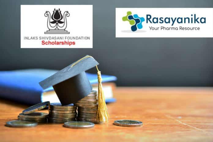 Inlaks Scholarships Announced