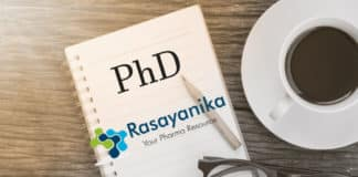 PhD Admission 2020 @ University of Calcutta -Chemistry & Pharma
