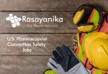 U.S. Pharmacopeial Convention Safety Executive Jobs – BSc Chemistry