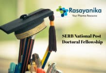 SERB National Post Doctoral Fellowship 2020- Application Details