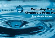 New method to remove toxic chemicals