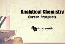 Analytical Chemistry Career