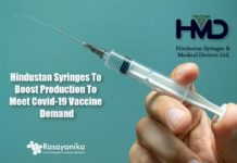 Hindustan Syringes to Increase Production