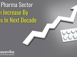 Indian Pharma Sector Growth Increase By 3 Times In Next Decade